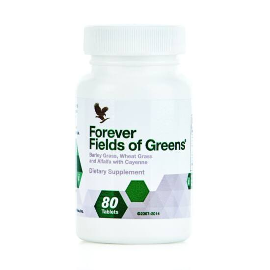 Forever Fields of Greens tabletta 80 db
