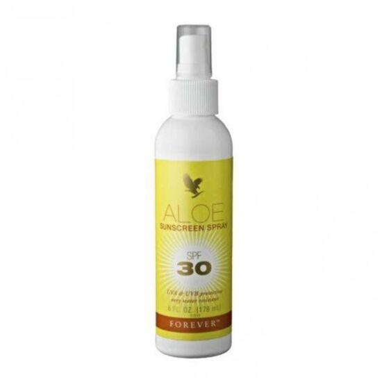 Forever Aloe Sunscreen Spray SPF30 - Napfényszűrő spray 178 ml